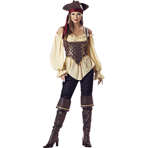 Picture for category Women's Pirate Costumes