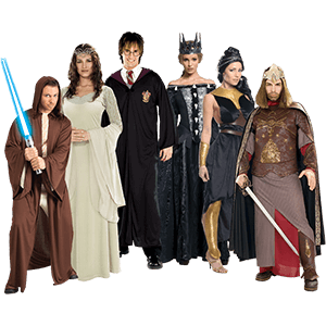 Picture for category Licensed Costumes