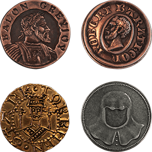 Picture for category Fantasy Coins