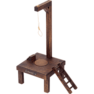 Picture for category Miniature Torture Devices
