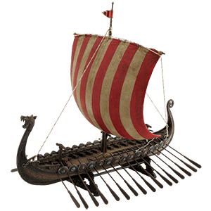 Picture for category Model Viking Boats