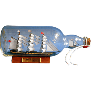 Picture for category Ships in a Bottle