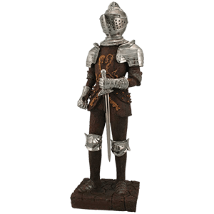 Picture for category Miniature Suits of Armour