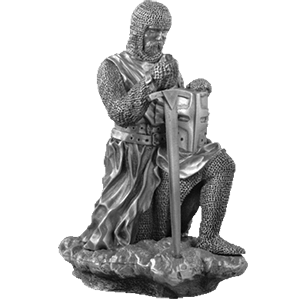 Picture for category Pewter Knight Statues