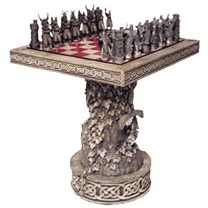 Picture for category Arthurian Chess Set