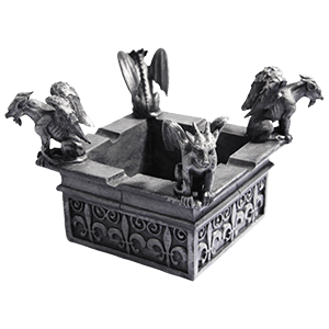 Picture for category Gargoyle Ashtrays