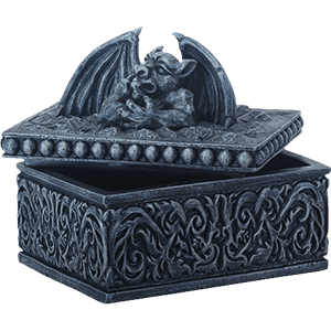 Picture for category Gargoyle Trinket Boxes