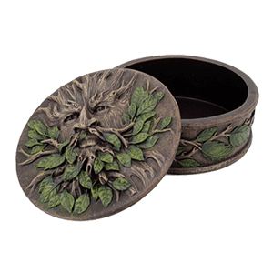 Picture for category Greenman Trinket Boxes