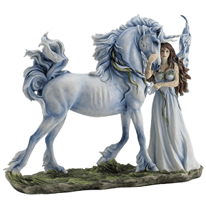 Picture for category Unicorn Statues