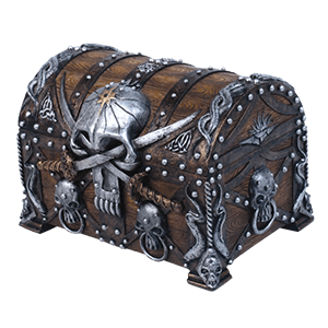 Picture for category Pirate Trinket Boxes