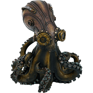 Picture for category Steampunk Statues