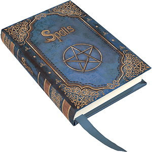 Picture for category Wiccan Journals & Spell Books
