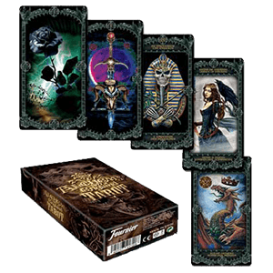 Picture for category Wiccan Tarot Cards & Rune Sets