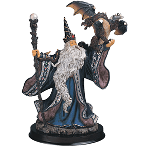 Picture for category Wizard Statues & Collectibles