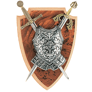 Picture for category Arms & Armour Display Plaques
