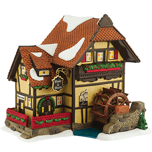 Picture for category Alpine Village Buildings by Department 56