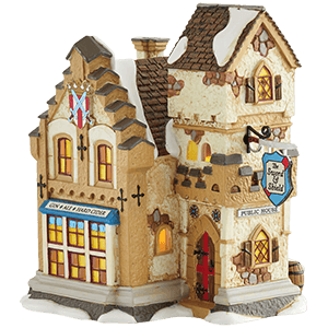 Picture for category Dickens Village Buildings by Department 56