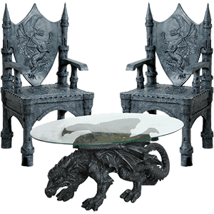 Picture for category Medieval & Fantasy Furniture