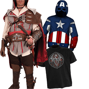 Picture for category Deals - Mens Clothing & Costumes