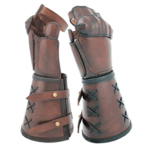 Picture for category Leather Gloves & Gauntlets