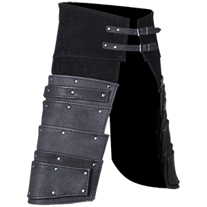 Picture for category Leather Cuisse Armour