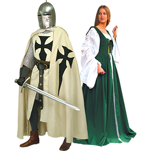 Picture for category Medieval & Renaissance Clothing