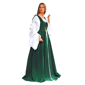 Picture for category Complete Medieval Outfits for Women