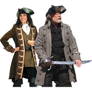 Picture for category Pirate Clothing