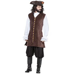 Picture for category Complete Pirate Outfits for Men