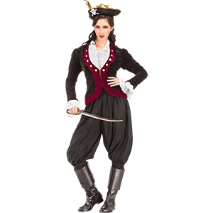Picture for category Complete Pirate Outfits for Women