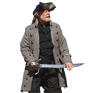 Picture for category Men's Pirate Coats & Vests
