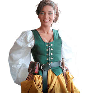 Picture for category Women's Pirate Bodices, Corsets & Bras