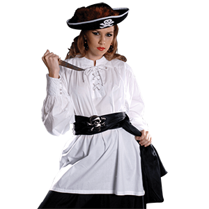 Picture for category Women's Pirate Shirts & Blouses