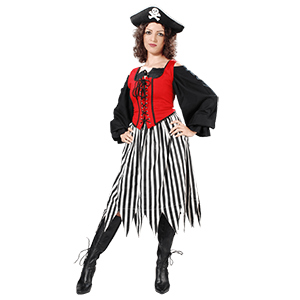 Picture for category Women's Pirate Skirts