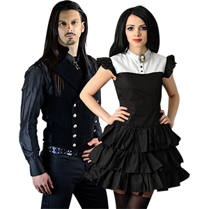 Picture for category Gothic Clothing