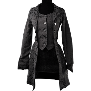 Picture for category Women's Gothic Jackets & Coats