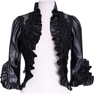 Picture for category Women's Gothic Shrugs, Boleros & Capes
