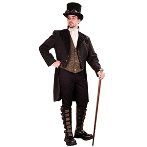 Picture for category Complete Steampunk Ensembles for Men