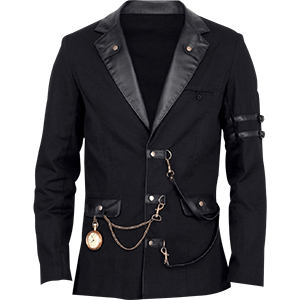 Picture for category Men's Steampunk Coats