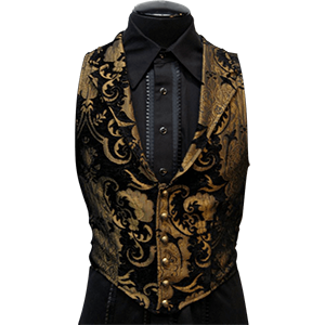 Picture for category Men's Steampunk Vests