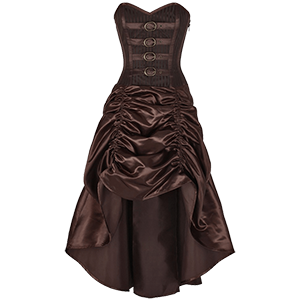 Picture for category Women's Steampunk Dresses