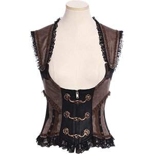 Picture for category Women's Steampunk Harnesses & Vests