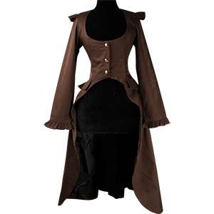 Picture for category Women's Steampunk Jackets & Capelets