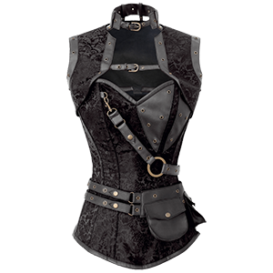 Picture for category Women's Steampunk Corsets