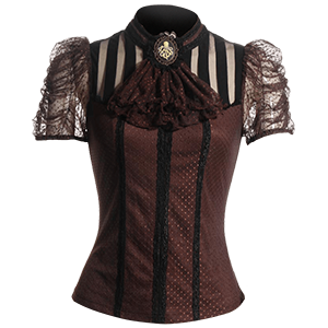 Picture for category Women's Steampunk Shirts & Tops