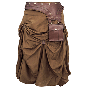 Picture for category Women's Steampunk Skirts & Bustles