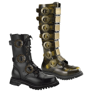 Picture for category Men's Steampunk Footwear