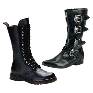 Picture for category Men's Gothic Footwear