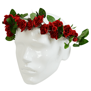 Picture for category Floral Head Wreaths