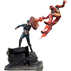 Picture for category Marvel Figures & Statues